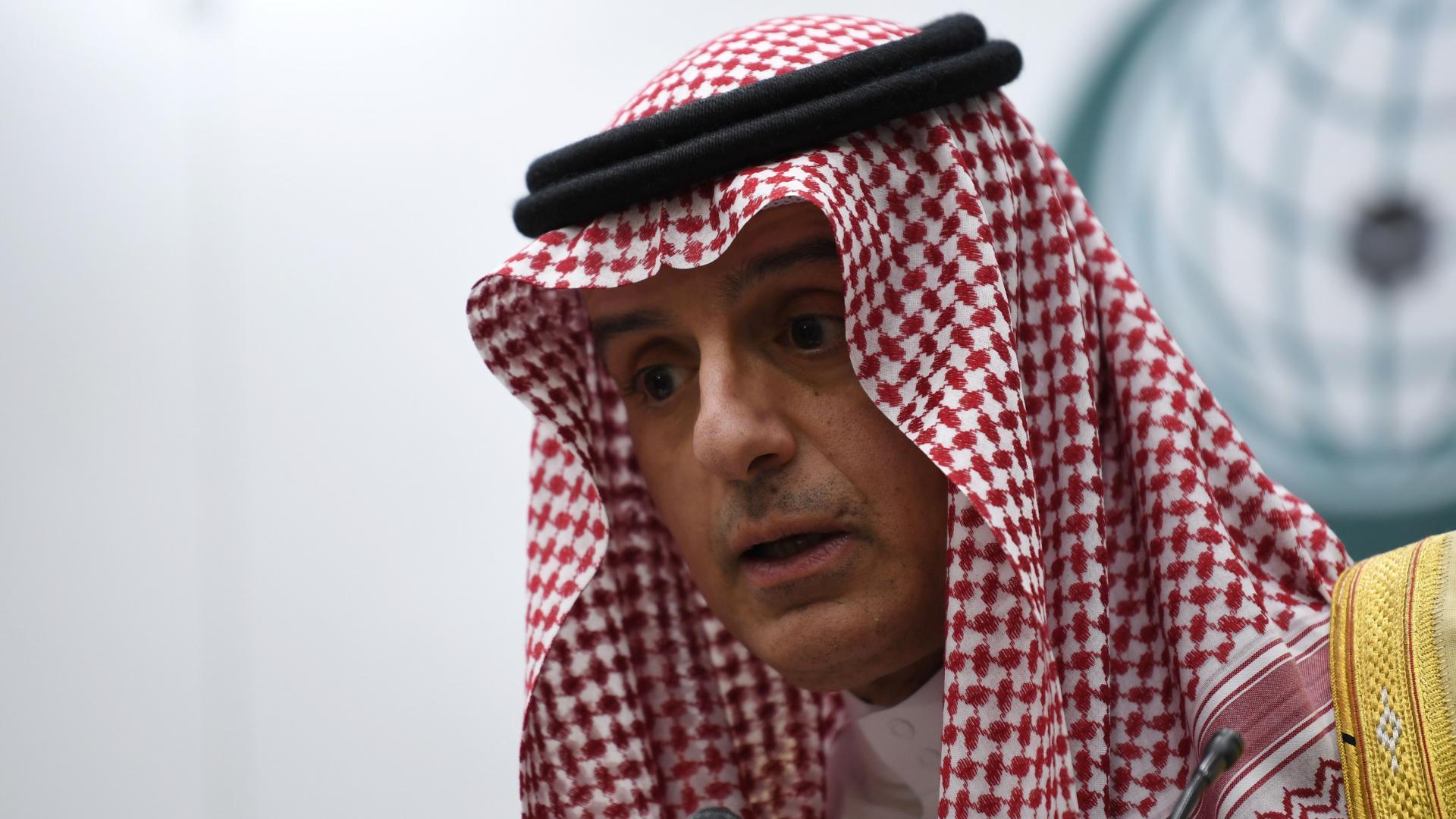 ماذا قال الجبير عن فتح السفارة السعودية في دمشق وعضوية سوريا في الجامعة العربية؟