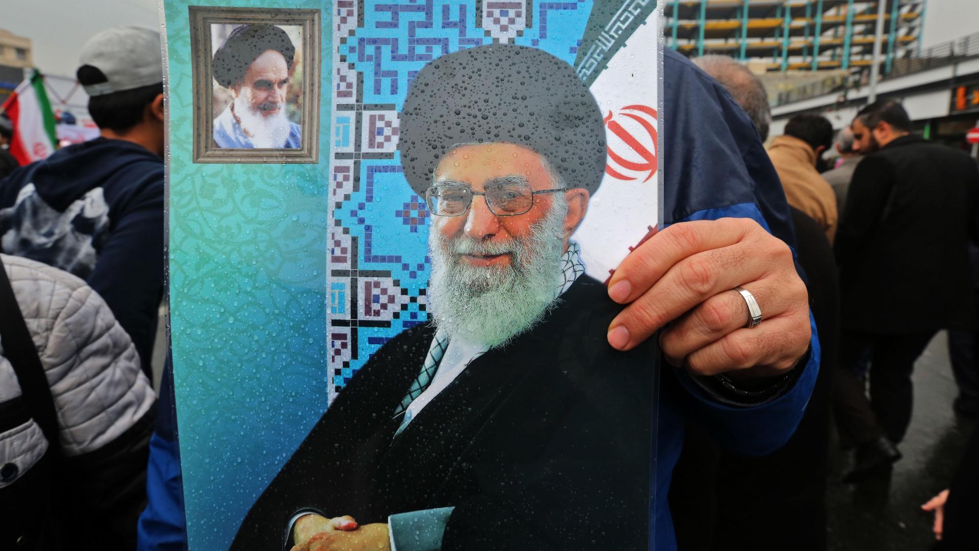 كامليا انتخابي فرد تكتب لـCNN: من هو المرشد الأعلى التالي في إيران؟