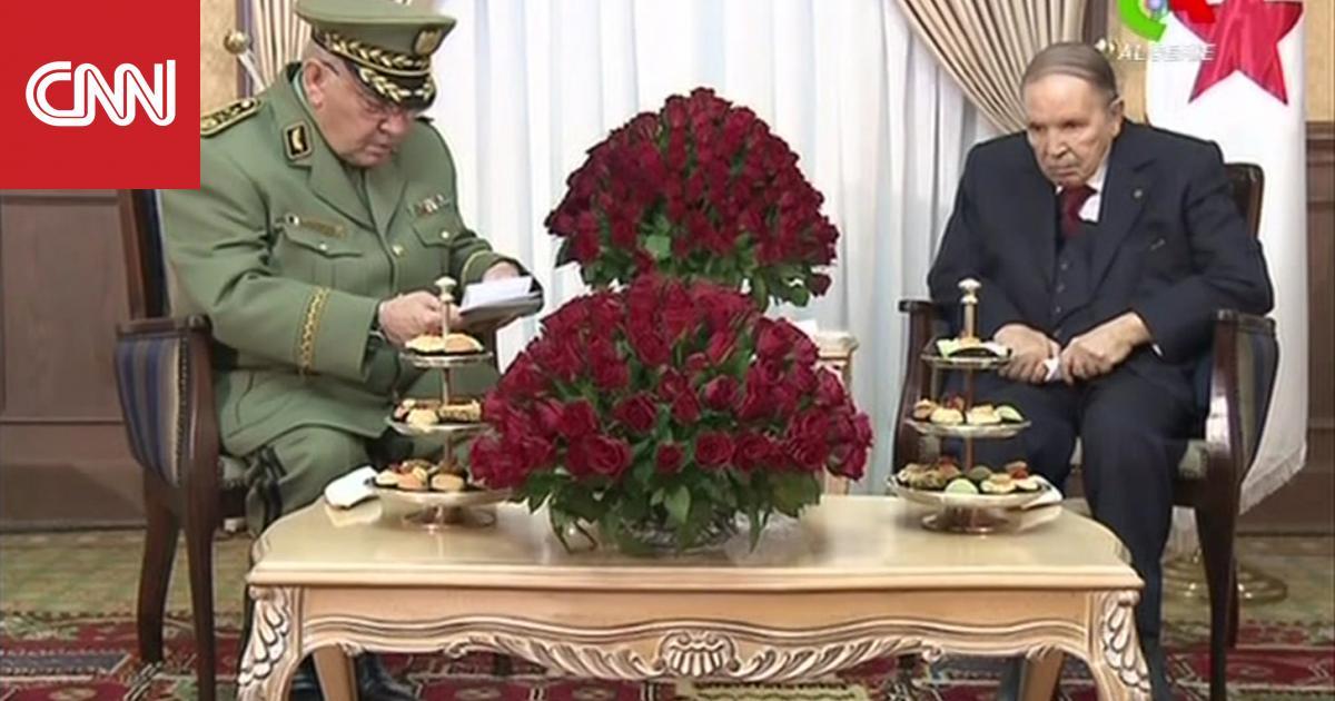 رئيس أركان الجيش الجزائري: المادة 102 المخرج الوحيد لأزمة البلاد