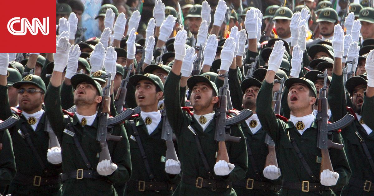 """بالأسماء.. هذه """"واجهات"""" تمويل الحرس الثوري لإيران بالإمارات وتركيا بعد ضمها للعقوبات الأمريكية"""