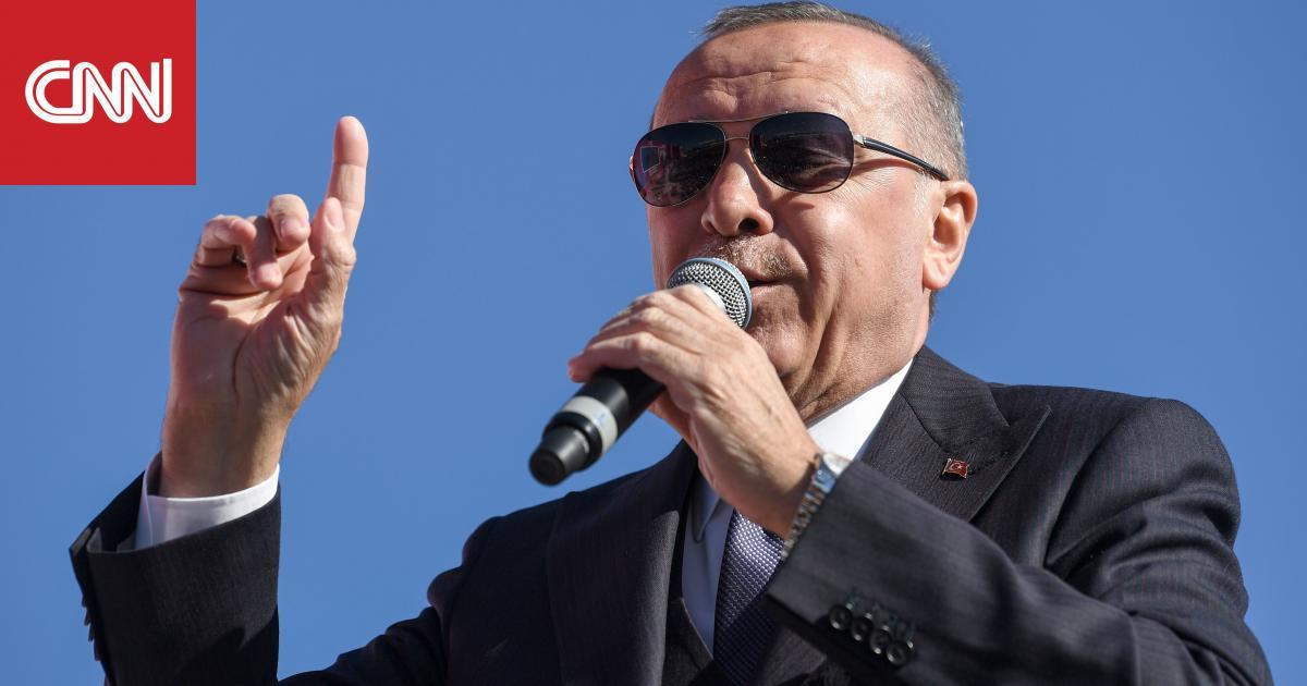 """أردوغان يتحدث عن الجولان وموقف الخليج الذي """"يبعث الحزن في النفس"""""""