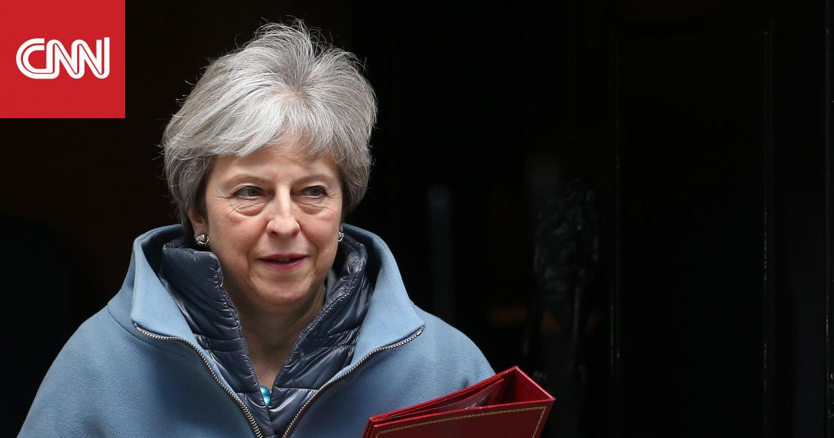 """للمرة الثالثة.. """"العموم البريطاني"""" يرفض خطة ماي بشأن """"البريكست"""""""