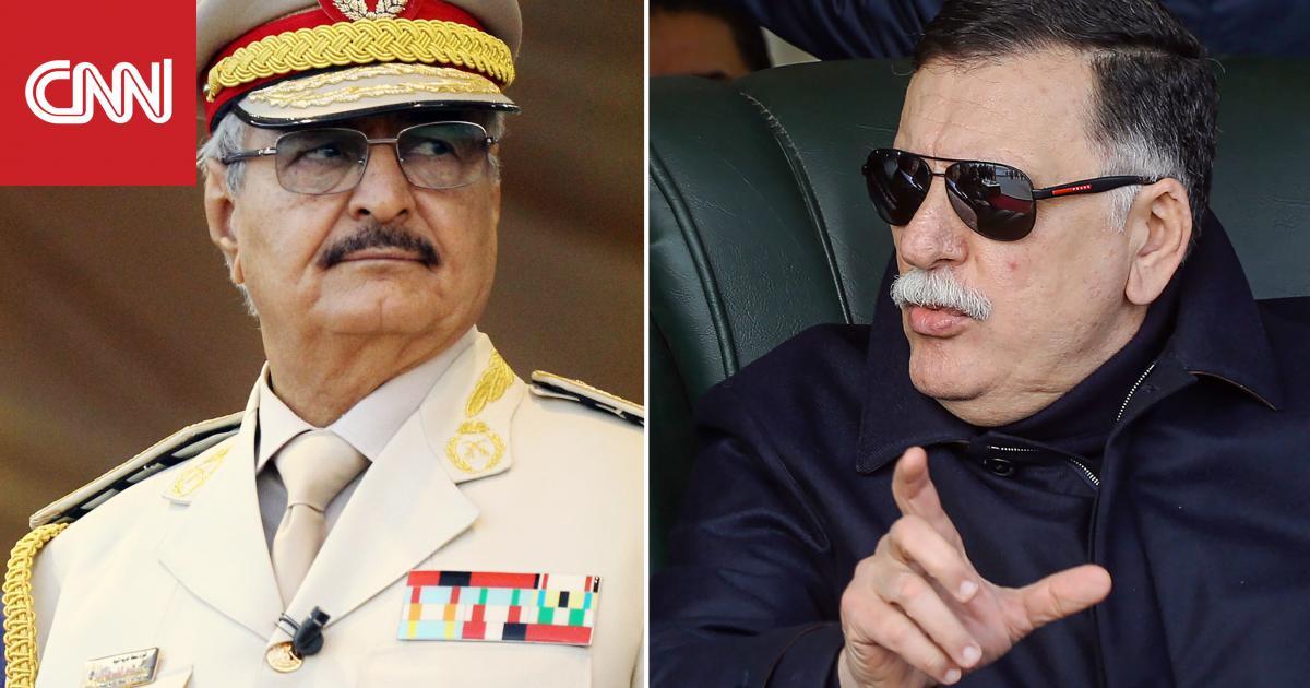 """حفتر يطلق عملية """"تحرير طرابلس"""".. والحكومة الليبية تعلن النفير العام لمواجهته"""