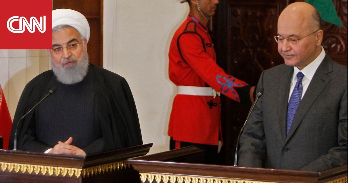 رأي.. کاملیا انتخابی فرد تكتب لـCNN: العراق يستيقظ من هيمنة إيران