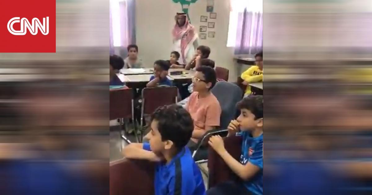 رد فعل طفل رأى فيديو لوالده من الحد الجنوبي بالسعودية.. ومدير مكتب محمد بن سلمان يعلّق