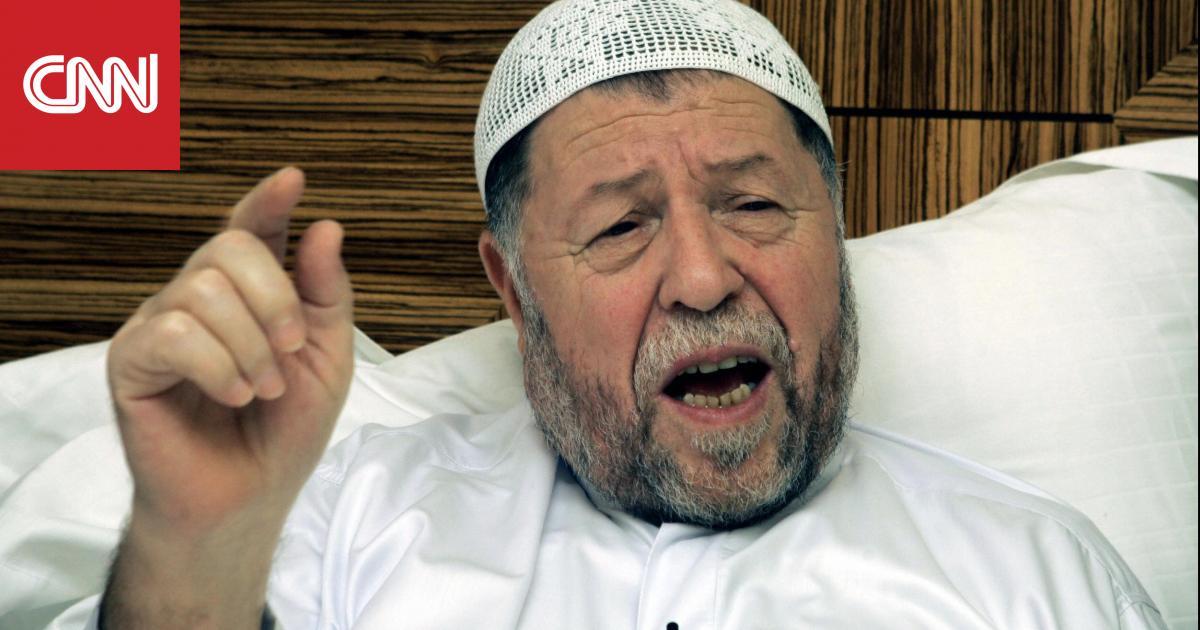 """أمير قطر شارك في تشييعه.. من هو الجزائري عباسي مدني وكيف انتهى حلمه بـ""""الدولة الإسلامية""""؟"""