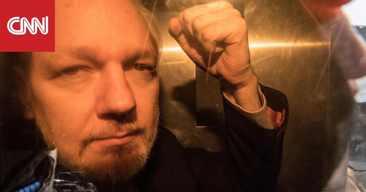 """الحكم على مؤسس موقع """"ويكيليكس"""" بالسجن لمخالفته شروط الكفالة"""