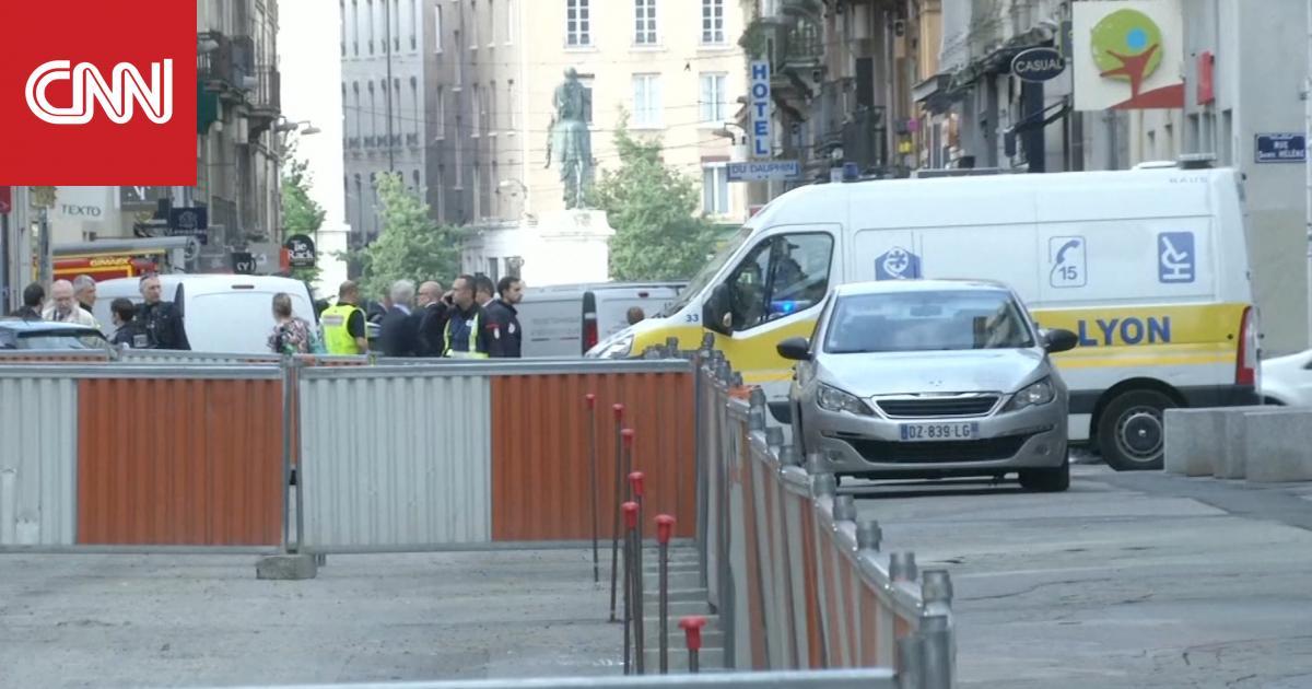 """النيابة الفرنسية تحقق في انفجار ليون كـ""""هجوم إرهابي"""".. وتعزيز الإجراءات الأمنية في الأماكن العامة"""