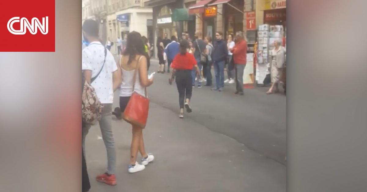 الشرطة الفرنسية تشتبه بعمل إرهابي في انفجار ليون