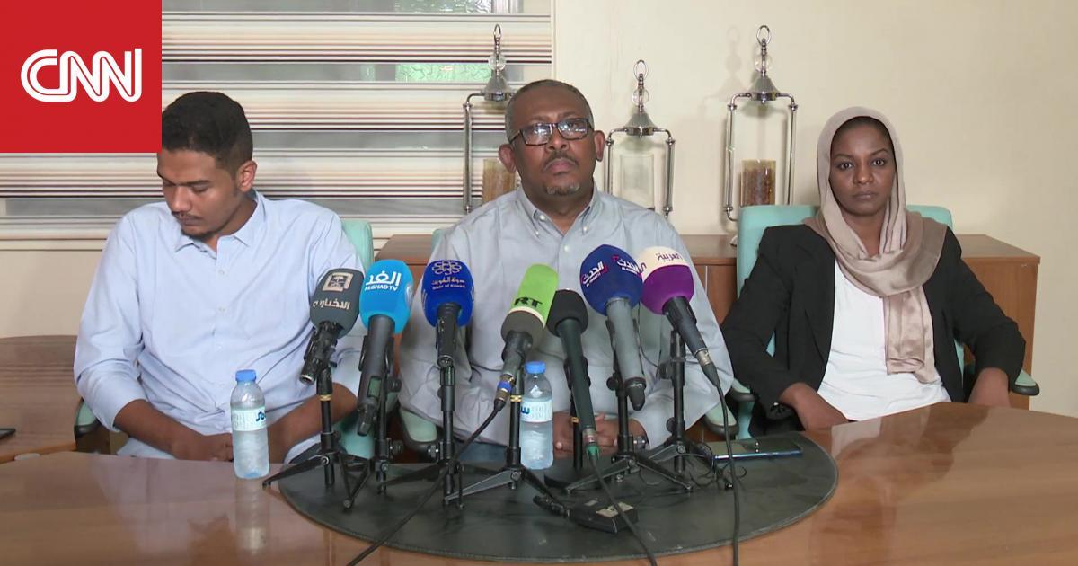 """""""الحرية والتغيير"""" تتسلم مسودة مقترحة للاتفاق مع المجلس العسكري في السودان"""