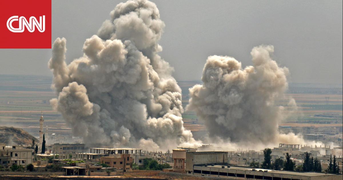 الخوذ البيضاء: مقتل 27 مدنيًا في غارات للنظام السوري على إدلب وحلب