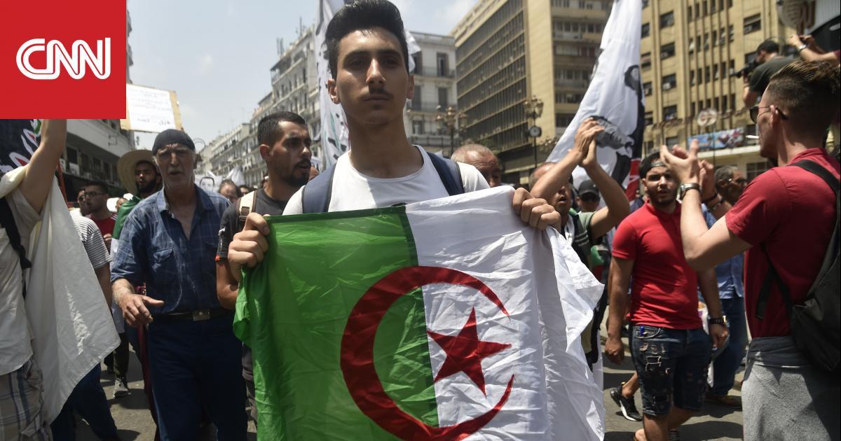 """الرئيس الجزائري المؤقت يدعو إلى """"حوار وطني شامل"""" لتنظيم انتخابات الرئاسة"""