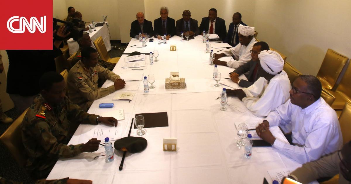 """استئناف المفاوضات المباشرة بين المجلس العسكري في السودان و""""الحرية والتغيير"""""""