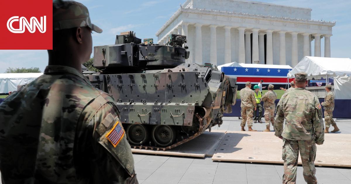 ترامب يغير في احتفالات الاستقلال واحتجاجات جديدة ضده