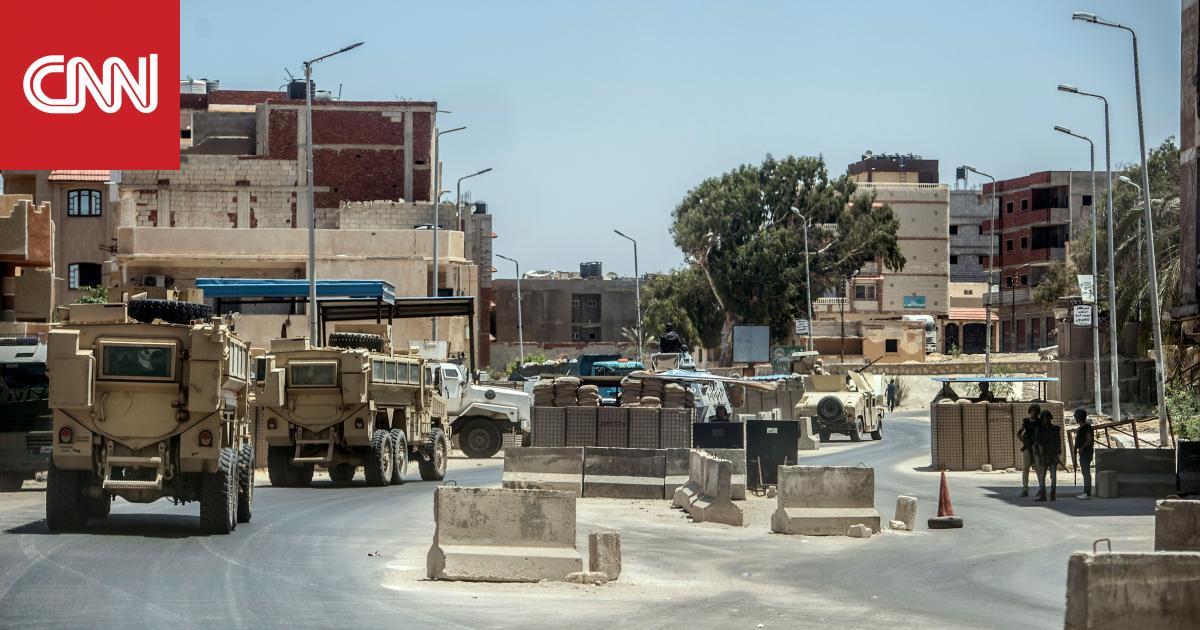 إحباط هجوم انتحاري في شمال سيناء ومقتل أحد أفراد الجيش المصري