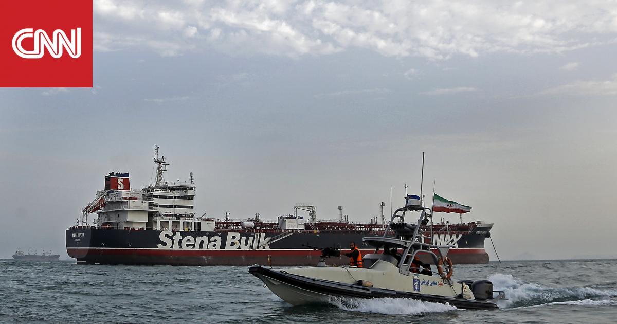 """إيران: إرسال سفن حربية أوروبية للخليج """"خطوة عدائية"""" تصعد التوترات"""