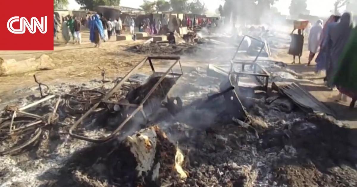 عشرات القتلى في هجوم لبوكو حرام في شمال شرق نيجيريا