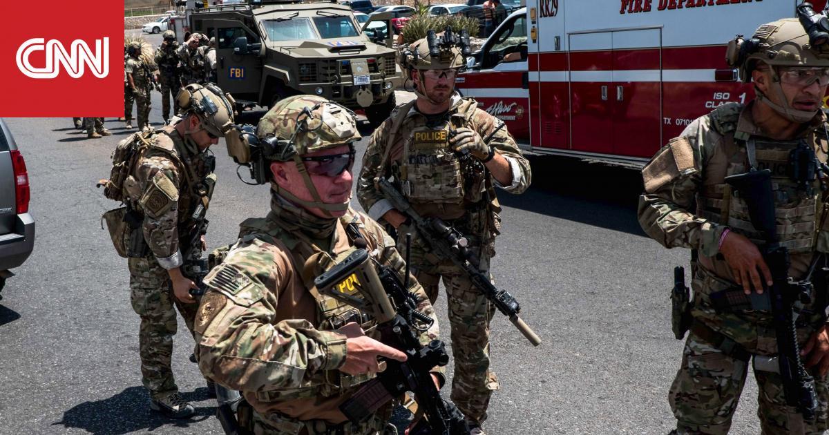 """""""إرهاب محلي"""" يُسقط عشرات القتلى والمصابين في تكساس.. وترامب يصفها بـ""""جريمة كراهية"""""""