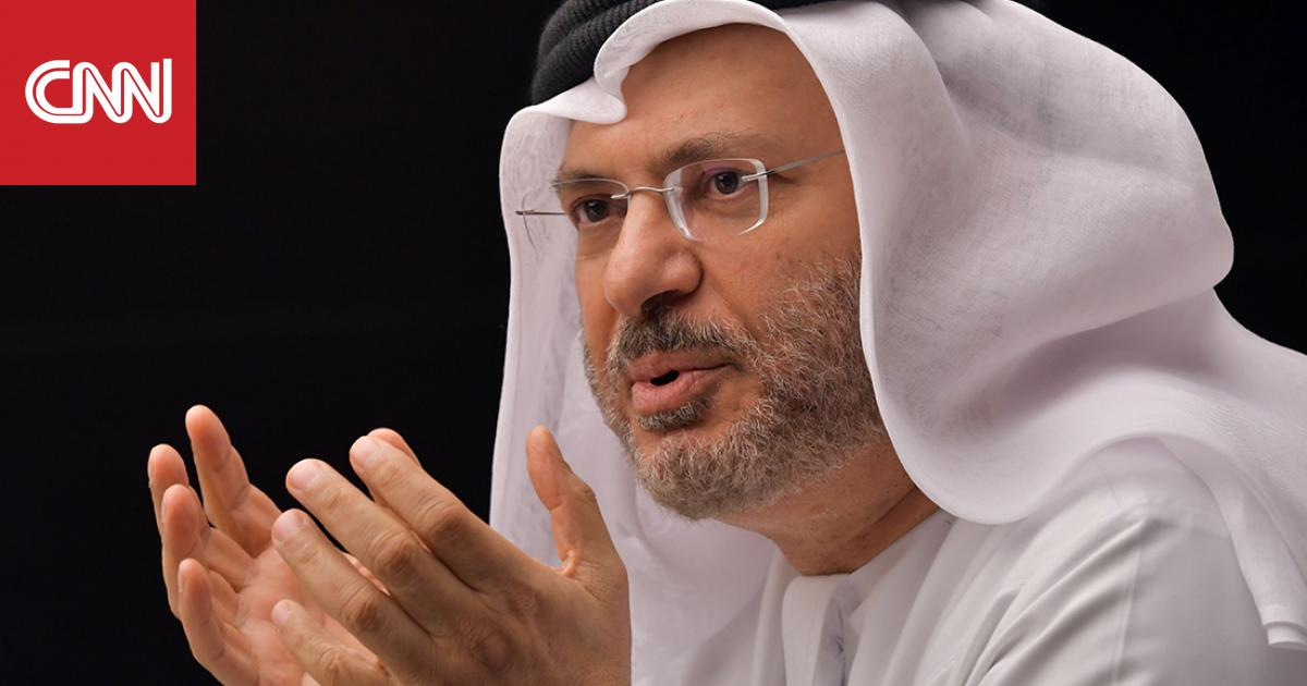 قرقاش: السودان يطوي صفحة حكم البشير والإخوان.. وطريق الاستقرار لن يكون مفروشا بالورود