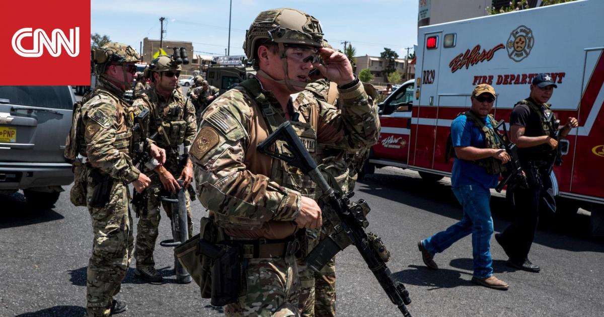 """ترامب يقرر """"تنكيس الأعلام"""" بسبب حوادث إطلاق النار في تكساس وأوهايو"""