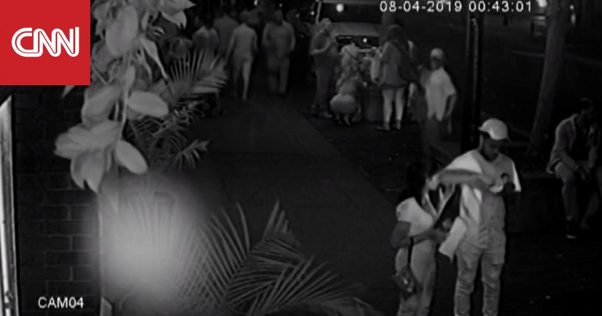 فيديو جديد يظهر لحظة إطلاق النار في مدينة دايتون في أوهايو