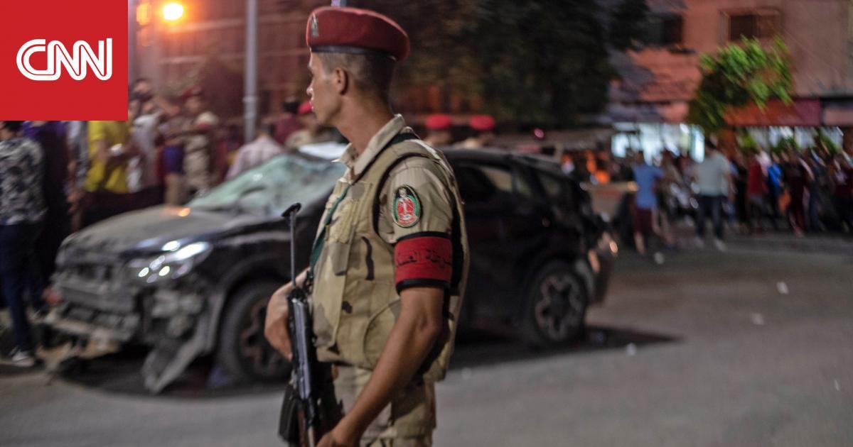 """الداخلية المصرية تحدد هوية منفذ هجوم """"معهد الأورام"""": ينتمي للإخوان المسلمين"""