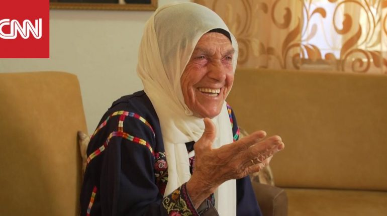 CNN تلتقي جدة عضوة الكونغرس رشيدة طليب قبل إعلان إلغاء زيارتها للضفة الغربية