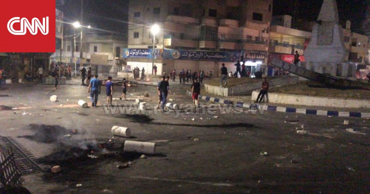 هدوء في مدينة الرمثا الحدودية بالأردن بعد ليلتين من الاشتباكات