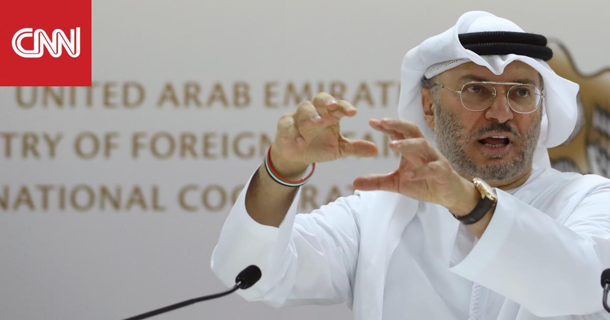 قرقاش عن المباحثات اليمنية في جدة: وحدة الصف ضد الحوثيين أولوية