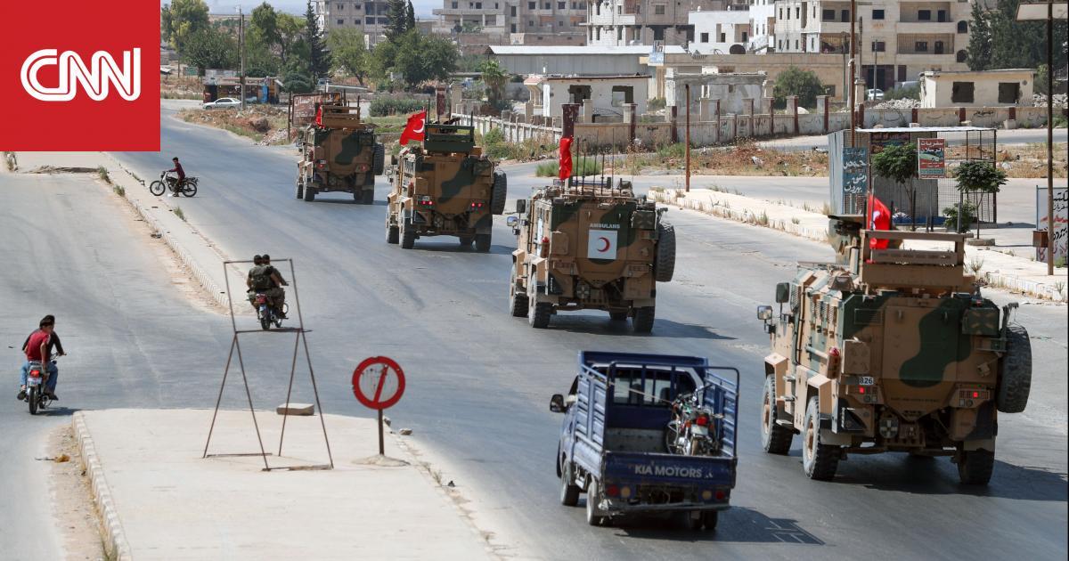 دوريات تركية أمريكية مشتركة في المنطقة الآمنة شمال سوريا اعتبارًا من الأحد