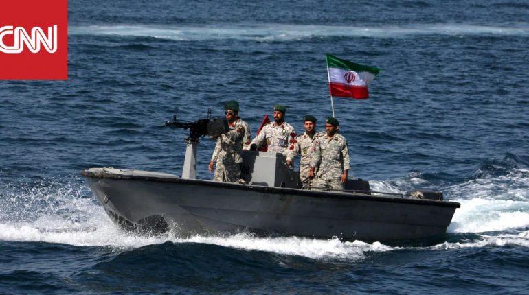 إيران تستولي على ناقلة نفط أجنبية في مضيق هرمز وتحتجز 12 فلبينيًا
