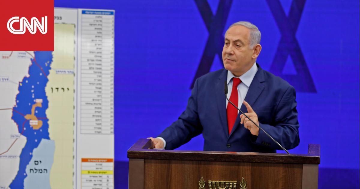 نتنياهو: سأضم غور الأردن إلى إسرائيل إذا أعيد انتخابي رئيسًا للوزراء