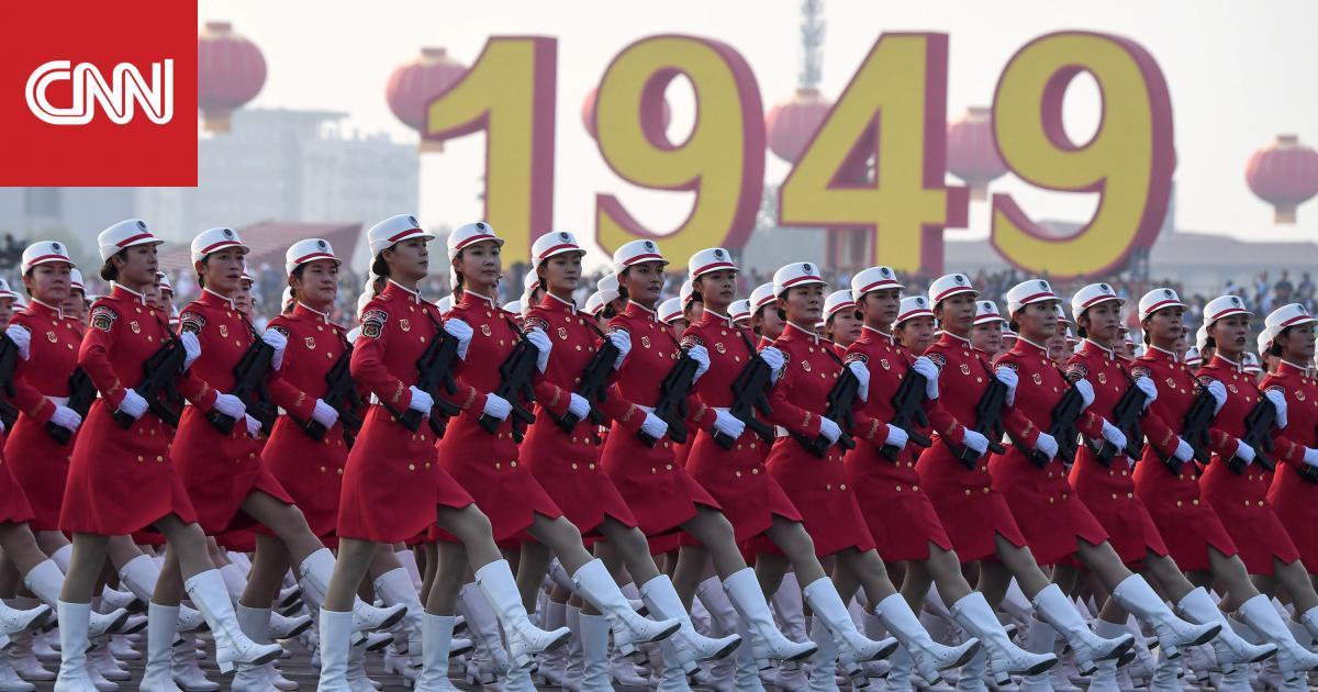 الصين تحتفل باليوم الوطني الـ70 وتستعرض أقوى صاروخ باليستي