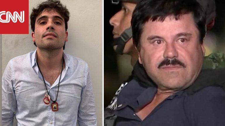 """إطلاق سراح نجل إل تشابو.. """"عندما يهزم كارتيل مخدرات الدولة"""""""