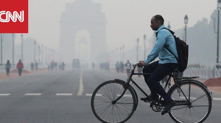 تغيير رحلات جوية بسبب التلوث في نيودلهي.. ومسؤول: لا يطاق