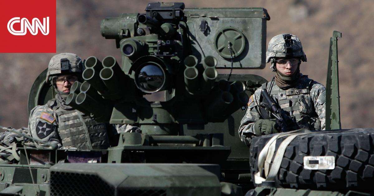 محادثات واشنطن وسيؤول حول تكاليف بقاء جنود أمريكيين تنتهي فجأة
