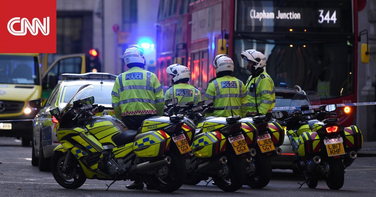 شرطة لندن: إصابة عدد من الأشخاص في حادث الطعن.. ومقتل المشتبه به