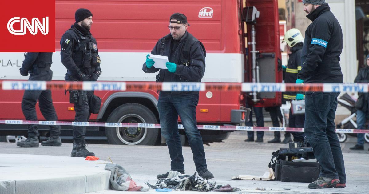 مقتل 6 أشخاص وإصابة اثنين في حادث إطلاق نار في مستشفى بالتشيك