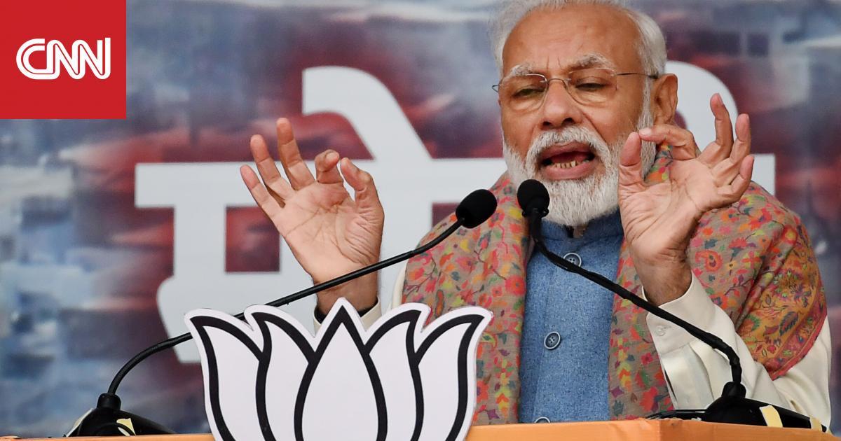 مودي يدافع عن قانون مثير للجدل بالهند يجنّس غير المسلمين فقط