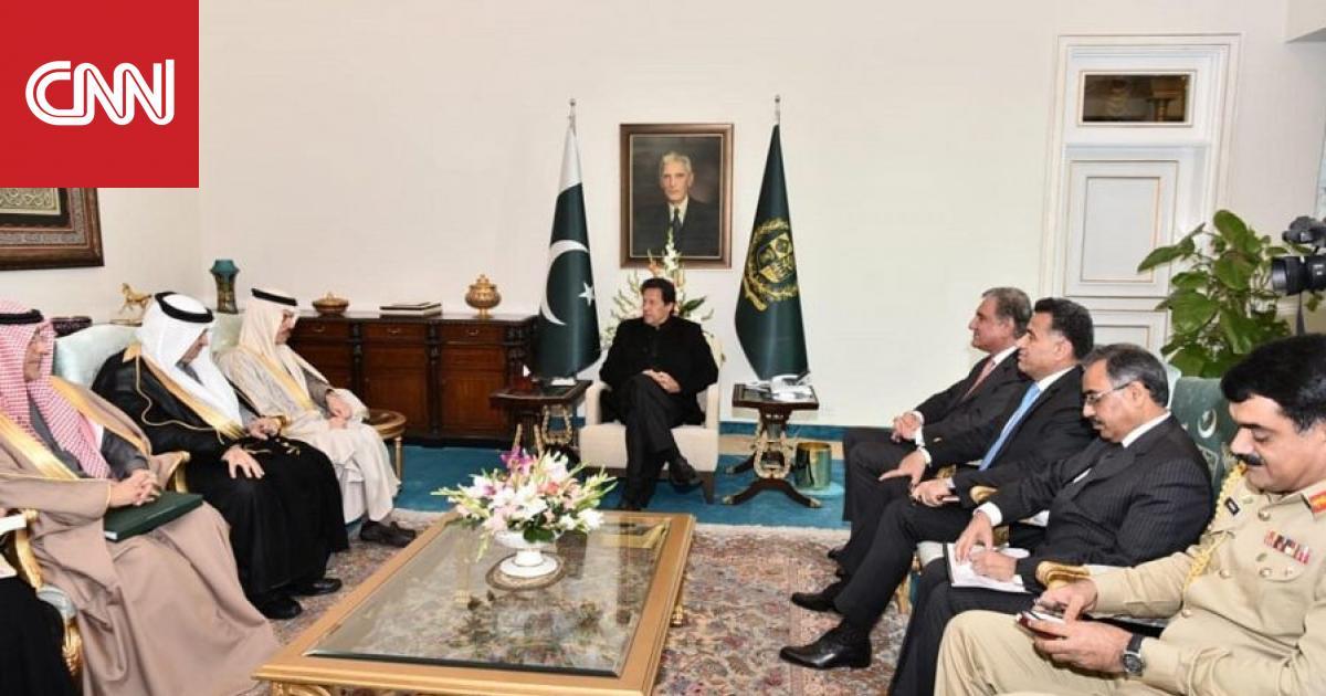 """بعد اتهام أردوغان للسعودية بـ""""تهديد"""" باكستان.. الأمير فيصل يلتقي عمران خان"""